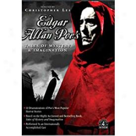 Edgar Allan Poe's Tales Of Mystery & Imagijation Dvd