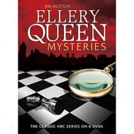 Ellery Queen Mysteries Dvd