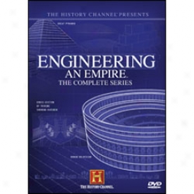 Engineering An Empire Complete Series Dvd