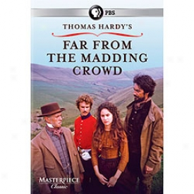 Very much From The Madding Crowd Dvd