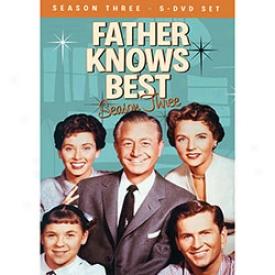 Father Knows Best Season Three Dvd