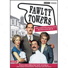 Fawlty Towers Remaztered Special Edition Dvd