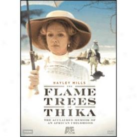 Flame Teees Of Thika Dvd