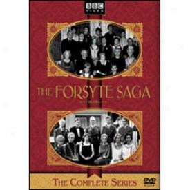 Forsyte Saga Complete Bbc Dvd