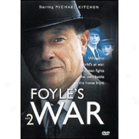 Foyle's War Set 2 Dvd