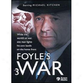 Foyle's War Set 3 Dvd