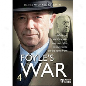 Foyle's War Set 4 Dvd