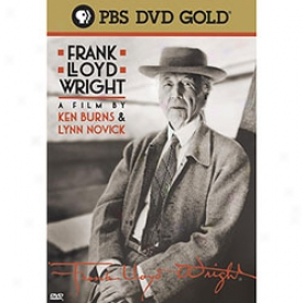 Frank Lloyd Wright: A Film By Ken Burns And Lynn Novick Dvd
