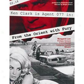 From The Orient With Fury Dvd