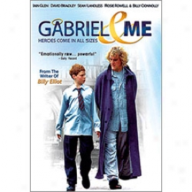 Gabriel And Me Dvd