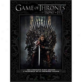 Game Of Thrones The Complete Fiest Season Dvd Or Blu-ray