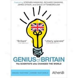 Genius Of Britain Dvd