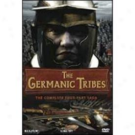 Germanic Tribes Dvd