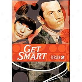Get Smart Season 2 Dvd