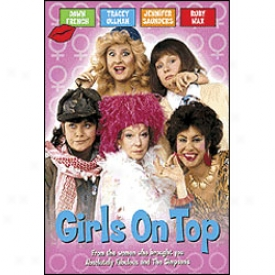 Girls On Cap Collection Set 1 Dvd