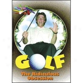 Golf The Ridiculous Obsession Dvd