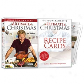 Gordon Ramsay's Ultimate Christmaa Dvd