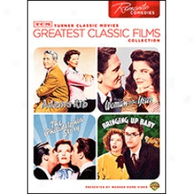 Greatest Classic Films Collection Romantic Comedy Dvd