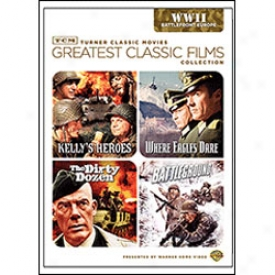 Greatest Classic Films Collection World Contend Ii Battlefront Europe Dvd