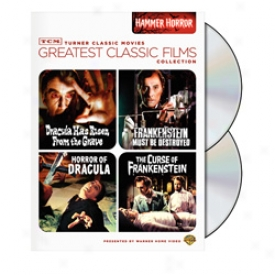 Greatest Classic Films Contrive Horror Dvd