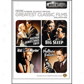 Greatest Coassic Films Murder Mysteries Dvd