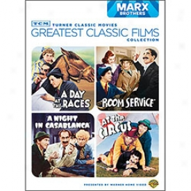 Greatest Classic Films The Marx Brothers Dvd