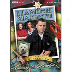 Hamish Macbeth The Succession 1-3 Collection Dvd