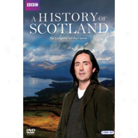 History Of Scotland, A Dvd