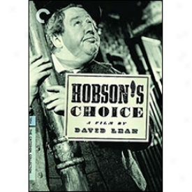 Hobson's Choice Dvd
