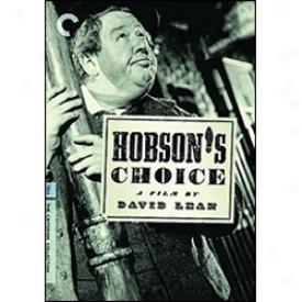 Hobson's Choice Dvd