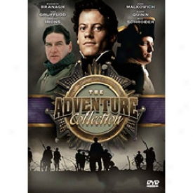 Horatio Hornblower The Adventure Collection Dvd