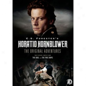 Horatio Hornblower The Orlginal Adventures Dvd