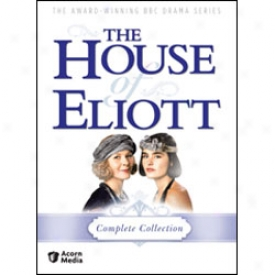 House Of Eliott Compoete Collection Dvd