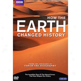 How The World Changed History Dvd Or Blu-ray