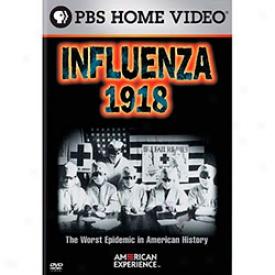 Influenza 1918 Dvd