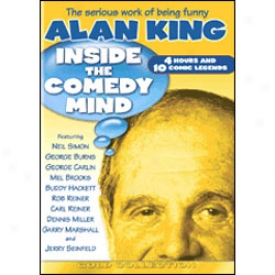 Inside The Comedy Mind Gold Dvd