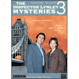 Inspector Lynley Mystries Set 3 Dvd