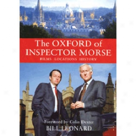 Inspector Morse Book The Oxford Of Inspector Morse Book