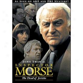 Inspector Morse Dead Of Jericho Dvd
