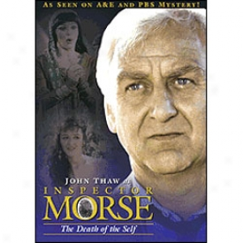 Inspector Morse Death Of The Self Dvd