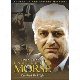 Inspector Morse Deceived By Flight Dvd
