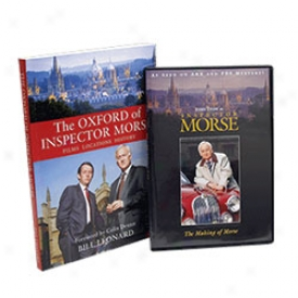 Inspector Morse Making Of Morse/oxford Of Morse