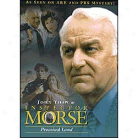 Inspector Morse Promised Land Dvd