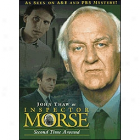Inspector Morse Second Present life Around Dvd