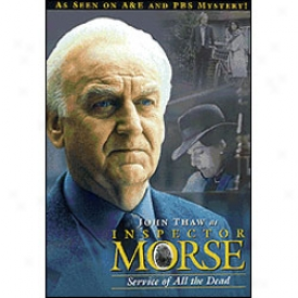 Inspector Morse Service Of All The Vapid Dvd