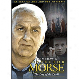 Inspector Morse The Appointed time Of The Devil Dvd
