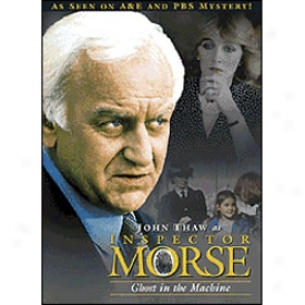 Inspector Morse The Ghost In The Machine Dvd