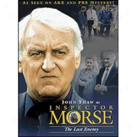 Inspector Morse The Last Enemy Dvd