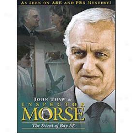 Inspector Morse The Secret Of Bay 5b Dvd