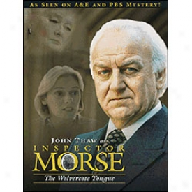 Inspector Morse The Wolvercote Tongue Dvd
